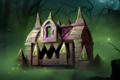Cosmetic icon Hallowed Chest of the Diretide.png