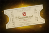 Билет на The International 2015