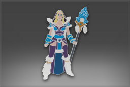 Cosmetic icon Classic Pin Crystal Maiden.png