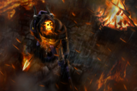 Загрузочный экран: Cloak of the Fallen