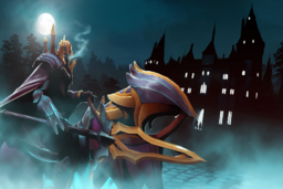 Cosmetic icon Compendium Rider of Avarice Loading Screen.png