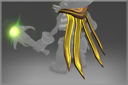 Cosmetic icon Golden Nether Lord's Cape.png