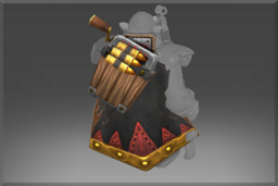 Cosmetic icon Heavy Cloak of the Keen Machine.png