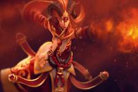 Загрузочный экран: Divine Flame