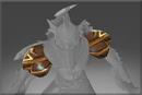Pangolin Shoulder Armor