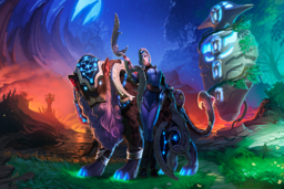 Cosmetic icon Azure Constellation Loading Screen.png