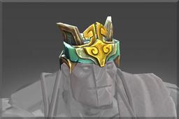 Cosmetic icon Vanquishing Demons Ritual Headgear.png