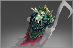 Cosmetic icon Robe of the Master Necromancer.png