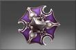 Complete Shield of the Dark Moon Stalker
