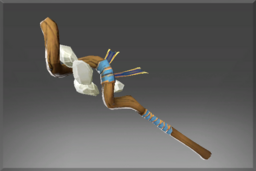 Cosmetic icon Spiral Staff of the First Light.png