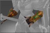 Crimsonwing Slayer Bracers