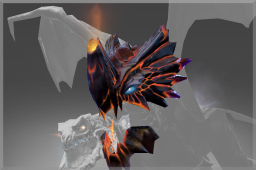 Cosmetic icon Fissured Flight - Fire Head.png