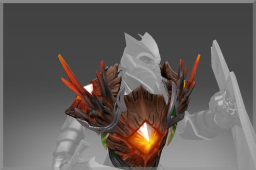 Cosmetic icon Scorched Amber Armor.png
