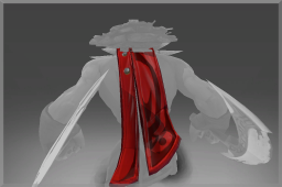 Cosmetic icon Cape of the Bloodforge.png