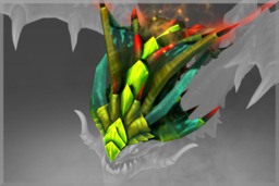 Cosmetic icon Crown of the Fervid Monarch.png