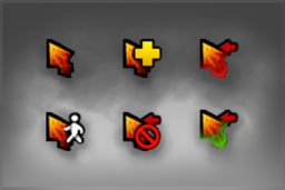 Cosmetic icon DAC 2015 Chaos Knight Cursor Pack.png