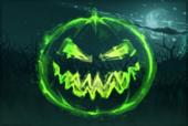 Enigmatic Emblem of the Diretide - Green