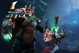 Cosmetic icon Regalia of the Wraith Lord Loading Screen.png