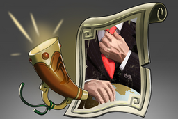 Cosmetic icon Announcer- The Stanley Parable.png