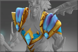 Cosmetic icon Plate of the Sol Guard.png