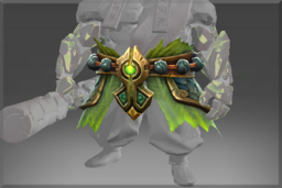 Cosmetic icon Vanquishing Demons Earthcore Belt.png