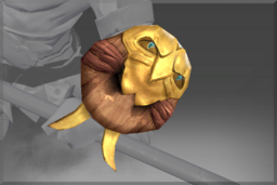 Cosmetic icon Gauntlet of the Golden Mane.png
