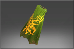 Cosmetic icon Gilded Falcon Cloak.png