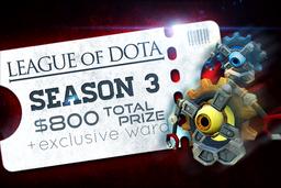 Cosmetic icon League of Dota Season 3.png