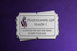 Cosmetic icon Deadly Gaming Cup Season 1.png