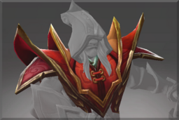 Cosmetic icon Shoulder of the Wailing Inferno.png