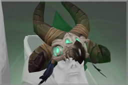 Cosmetic icon Headdress of the Plaguemonger.png