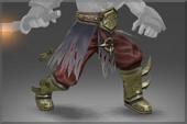 Sinister Shadow Legs
