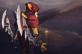 Набор «Twin Blades Assassin»