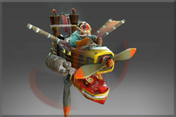 Cosmetic icon Armaments of the Dragon Emperor Set.png