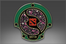 Cosmetic icon Pin The International 2018 Attendee.png