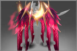 Cosmetic icon Radiant Conqueror Back.png