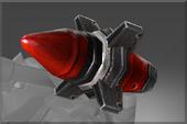 Rocket of the Iron Clock Knight