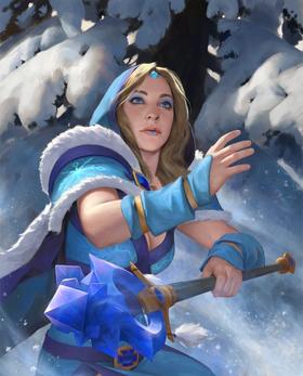 Crystal Maiden Artifact.png