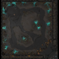 Minimap Aghanim's Labyrinth The Apex Mage Boss Room.png