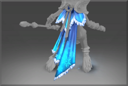 Cosmetic icon Cape of the Crystalline Comet.png