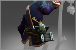 Cosmetic icon Coat of the Vodou Rover.png