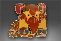 Cosmetic icon Pin Earthshaker.png