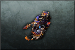 Cosmetic icon Bombtrails and Boomsticks.png