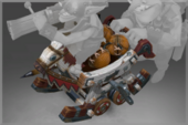 Cart of the Powderkeg Patrol