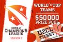 Dota 2 Champion's League Season 2 (Ticket)