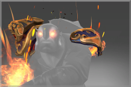 Cosmetic icon Master of the Searing Path Shoulder.png