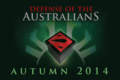 Defense of the Australians Autumn Tournament