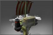 Mast of the Swooping Elder