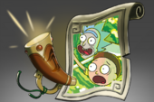 Announcer: Rick and Morty