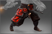 Armour of the Exiled Ronin